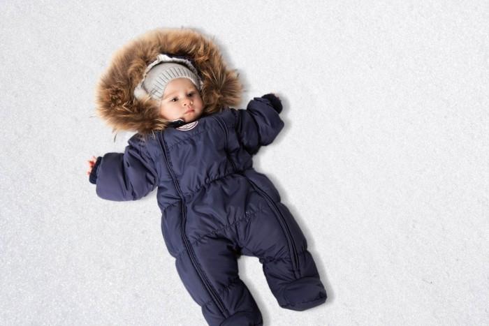 Купить Зимние комбинезоны и комплекты, Lucky Child Комбинезон детский В1-2
