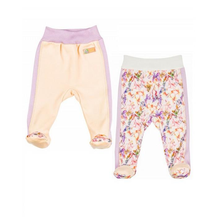 Ползунки Lucky Child Комплект детский Ползунки 2 шт. Тропический рай 26-4ф пижамы lucky child пижама
