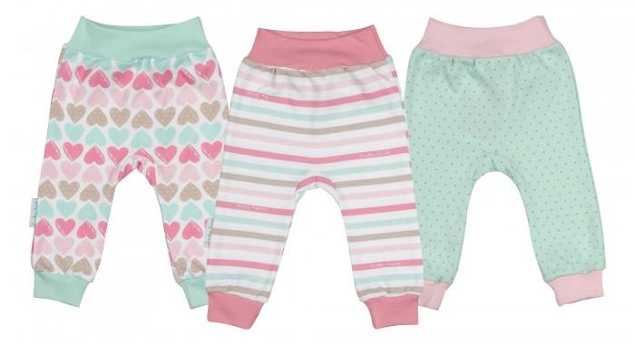 Брюки, джинсы и штанишки Lucky Child Комплект детский Штанишки 3 шт. Овечки пижамы lucky child пижама