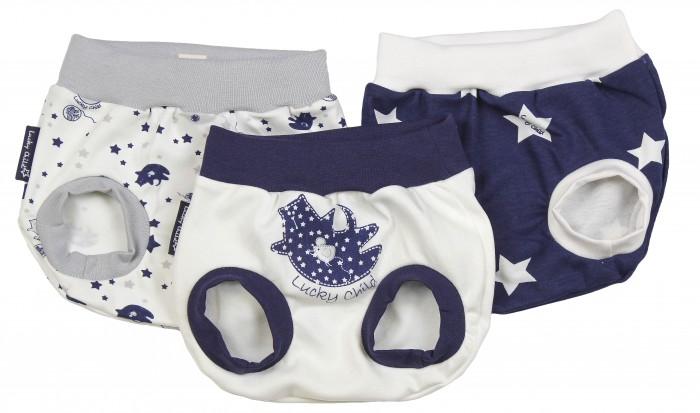 Детское белье Lucky Child Комплект детский Трусы 3 шт. Котики пижамы lucky child пижама