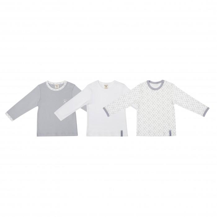 Водолазки и лонгсливы Lucky Child Комплект кофточек 3 шт. 33-12М lucky child комплект футболок 3 шт lucky child 685283