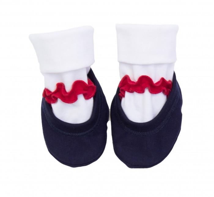 Обувь и пинетки Lucky Child Пинетки для девочки Романтик 18-291 эхолот lucky ffw718li