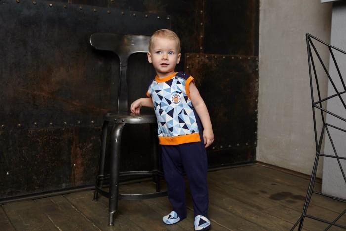 Комбинезоны и полукомбинезоны Lucky Child Ползунки высокие Умка 32-2 ползунки детские lucky child 3 4 голубой р 62 68