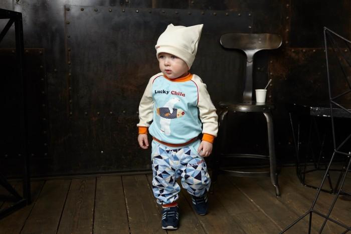 Шапочки и чепчики Lucky Child Шапочка для мальчика Умка 32-9 шапочки и чепчики lucky child шапочка парк аттракционов 35 9