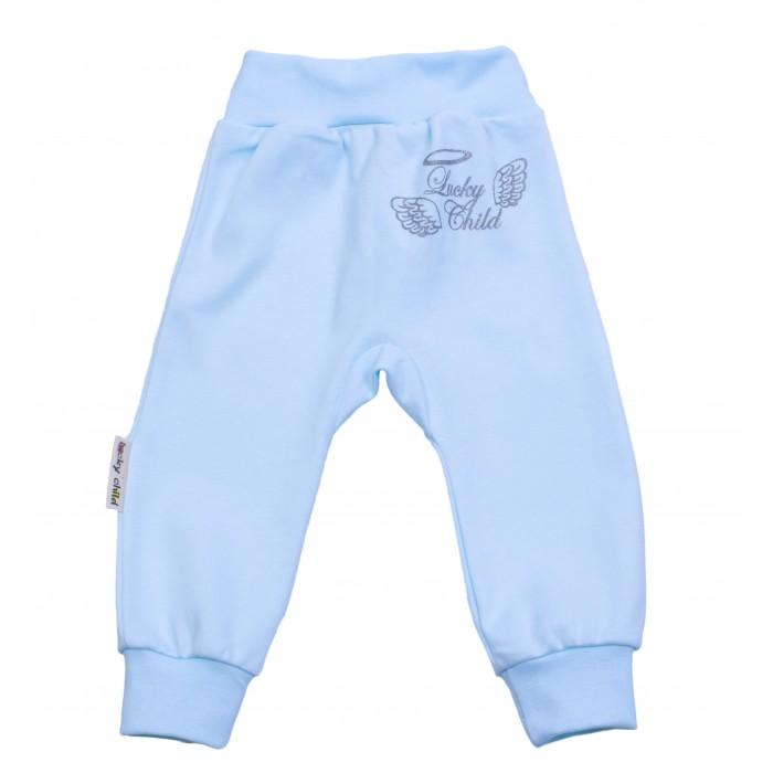 Брюки, джинсы и штанишки Lucky Child Штанишки детские Ангелочки брюки детские lucky child цвет серый 8 9 размер 110 116