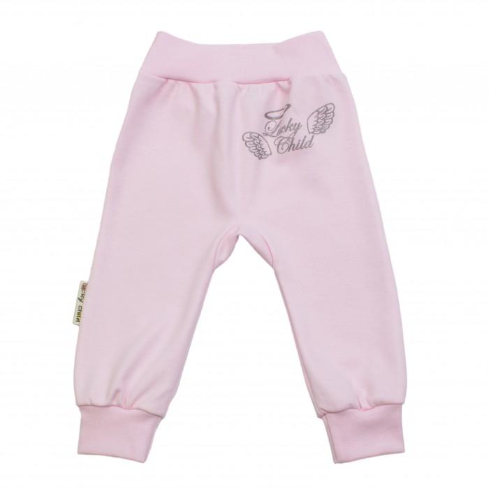 Брюки, джинсы и штанишки Lucky Child Штанишки детские Ангелочки штанишки детские lucky child 28 11д 2шт белый р 74 80