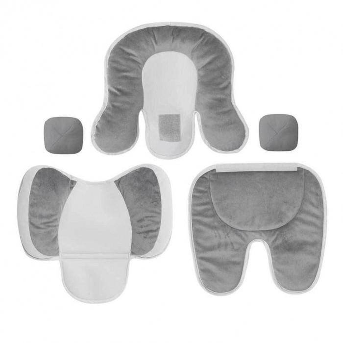 Детские автокресла , Аксессуары для автокресел Lulyboo Комплект подушечек для поддержки головы, шеи и спины арт: 530371 -  Аксессуары для автокресел