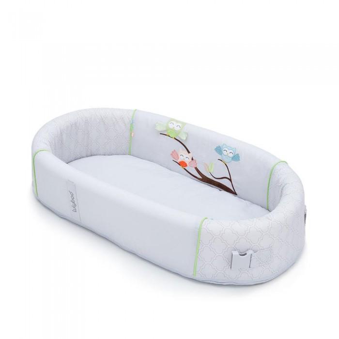Колыбели Lulyboo Мобильная складная кроватка Совы, Колыбели - артикул:530311