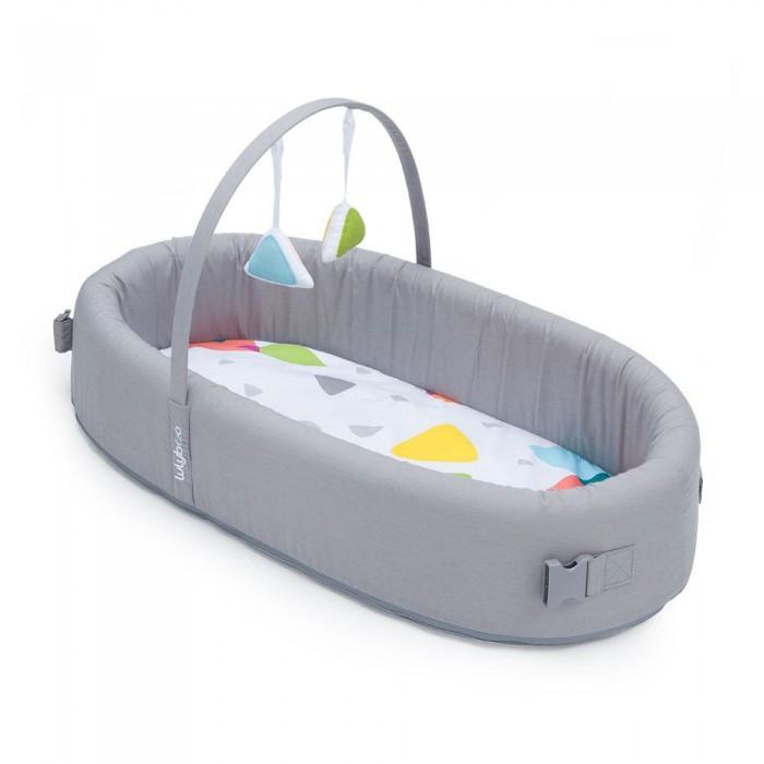 Детская мебель , Колыбели Lulyboo Мобильная складная кроватка арт: 530261 -  Колыбели