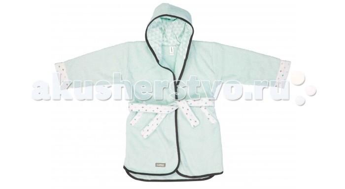 Детская одежда , Халаты Luma махровый с капюшоном арт: 109288 -  Халаты
