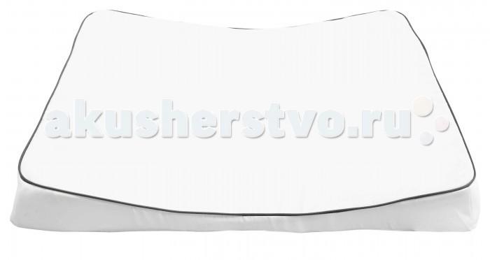 Luma Накладка для пеленания 804 78x74Накладка для пеленания 804 78x74Luma Накладка для пеленания 804 78x74  Верхний слой выполнен из непромокаемого материала, приятного для тела, прочного, не рвущегося по стыкам.   Состав материала пеленальника: полиэстер, полиуретан и полиэтилен, не содержит ПВХ.  Верхний слой съемный, на липучках, его можно стирать при t 40С. Размер: 78x74x9 см<br>