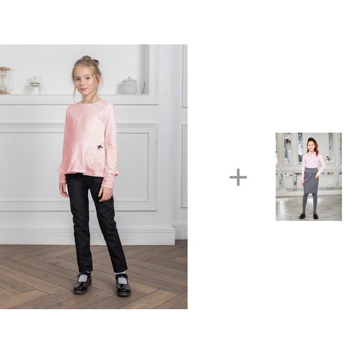 Купить Школьная форма, Luminoso Блузка 928052 с юбкой для девочки 928268