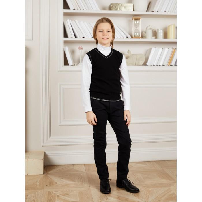 Школьная форма Luminoso Брюки для мальчика 202706 шорты купальные для мальчика luminoso цвет сине бирюзовый 717065 размер 134