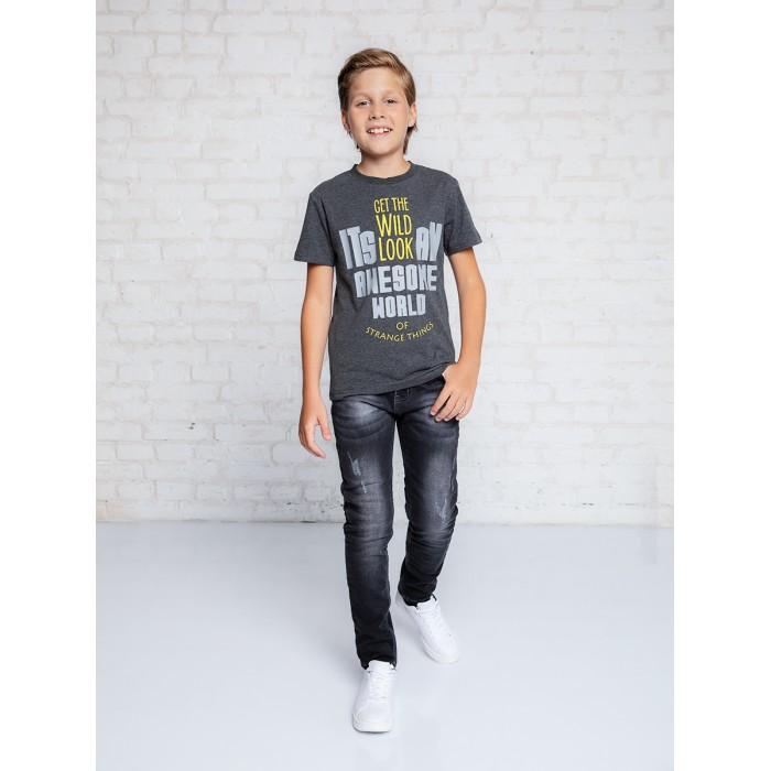 Купить Брюки и джинсы, Luminoso Джинсы для мальчика Экстрим