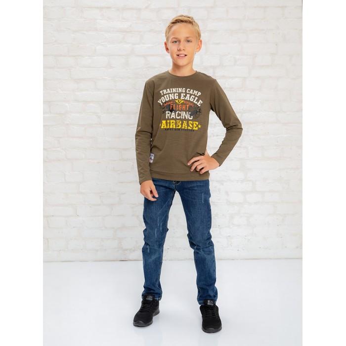 Купить Брюки и джинсы, Luminoso Джинсы для мальчика Милитари