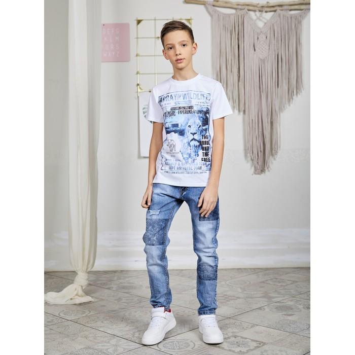 Купить Брюки и джинсы, Luminoso Джинсы для мальчика Пляж 917036