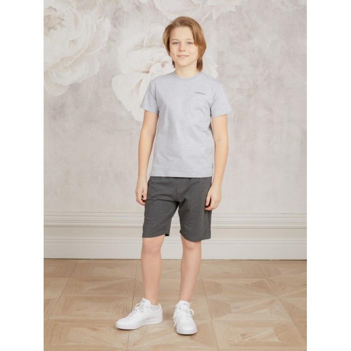 Школьная форма Luminoso Шорты для мальчика 202709 шорты купальные для мальчика luminoso цвет сине бирюзовый 717065 размер 134