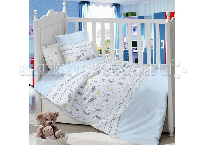 Постельные принадлежности , Комплекты в кроватку Луняшки Планета Детства (7 предметов) арт: 354825 -  Комплекты в кроватку
