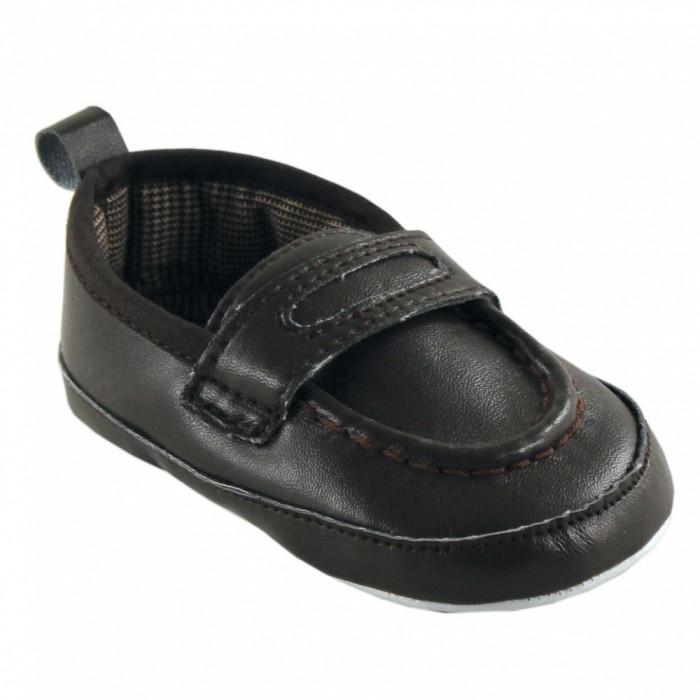 Обувь и пинетки Luvable Friends Пинетки Мокасины 11302 пинетки luvable friends пинетки клетчатые кеды
