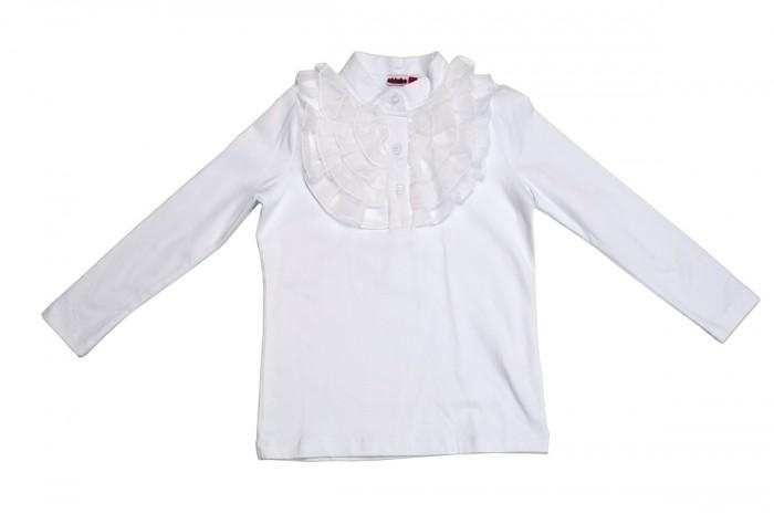 Блузки и рубашки M-Bimbo Блузка для девочки Школа ДШ-17-06 m bimbo m bimbo спортивные штаны темно синие