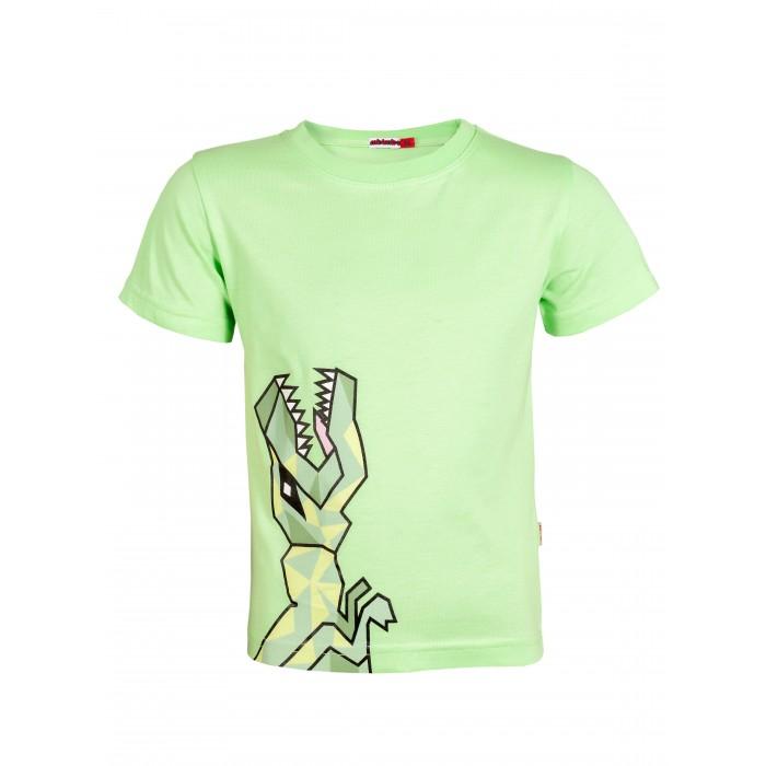 Картинка для M-Bimbo Футболка для мальчика Динозаврик