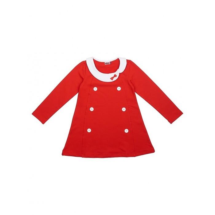 Детская одежда , Детские платья и сарафаны M-Bimbo Платье для девочки ДО-17-04 арт: 484076 -  Детские платья и сарафаны