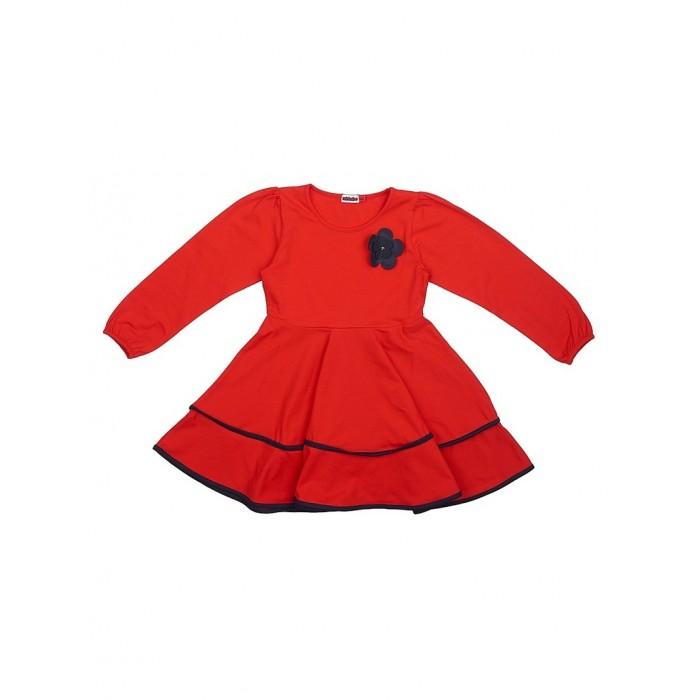 Детская одежда , Детские платья и сарафаны M-Bimbo Платье для девочки ДО-17-05 арт: 484086 -  Детские платья и сарафаны