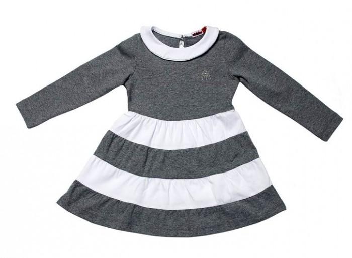 Детская одежда , Детские платья и сарафаны M-Bimbo Платье для девочки ДО-17-06 арт: 484161 -  Детские платья и сарафаны