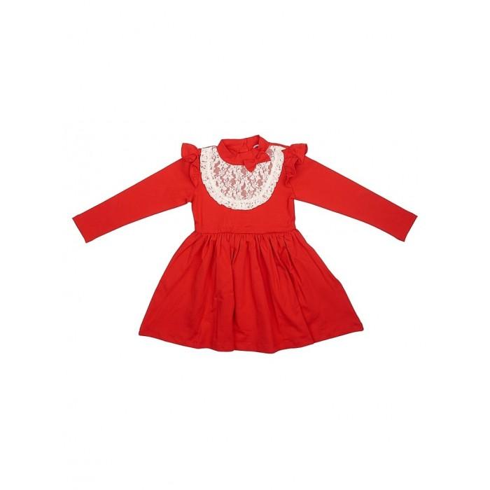 Детская одежда , Детские платья и сарафаны M-Bimbo Платье для девочки ДО-17-07 арт: 484171 -  Детские платья и сарафаны