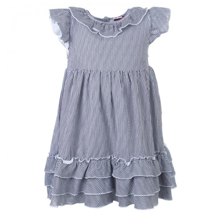 Детские платья и сарафаны M-Bimbo Платье для девочки ДВ-18-02 m bimbo m bimbo спортивные штаны темно синие