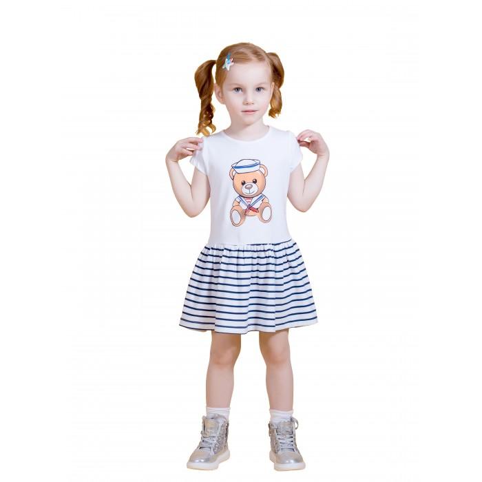 Картинка для M-Bimbo Платье для девочки ДВ-19-31