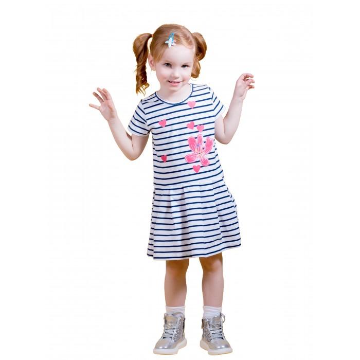 Картинка для M-Bimbo Платье для девочки ДВ-19-32