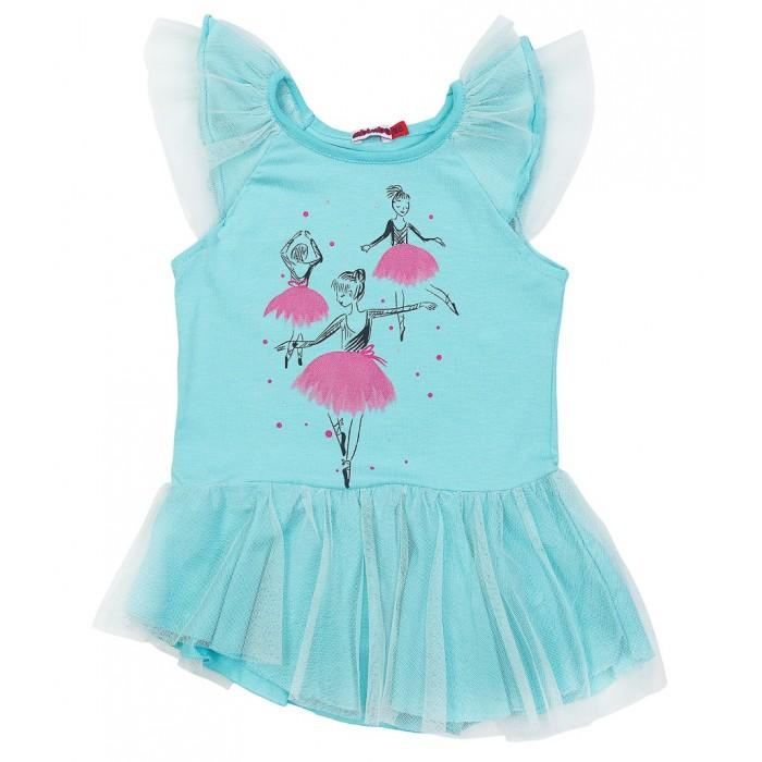 M-Bimbo Платье-туника для девочки ДВ-20-10 фото