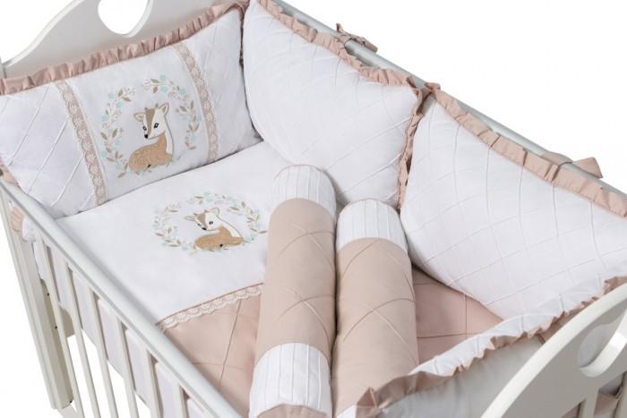 Комплект в кроватку Ma Licorne Bambi (9 предметов)