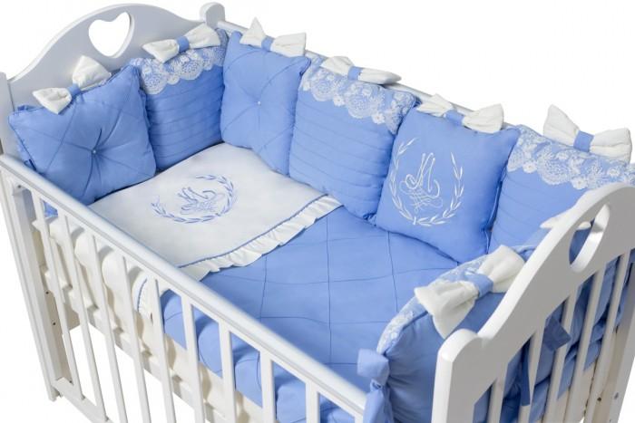 Комплект в кроватку Ma Licorne Luxe (15 предметов)