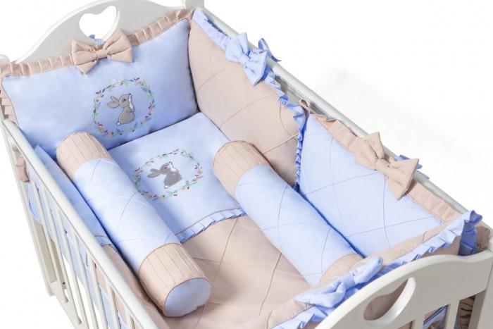 Комплект в кроватку Ma Licorne Mon Lappin (9 предметов)