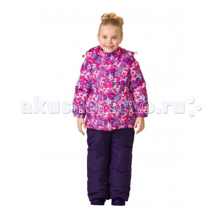 Детская одежда , Утепленные комбинезоны и комплекты Ma-Zi-Ma Комплект зимний (куртка и брюки) Снежные кометы арт: 407144 -  Утепленные комбинезоны и комплекты