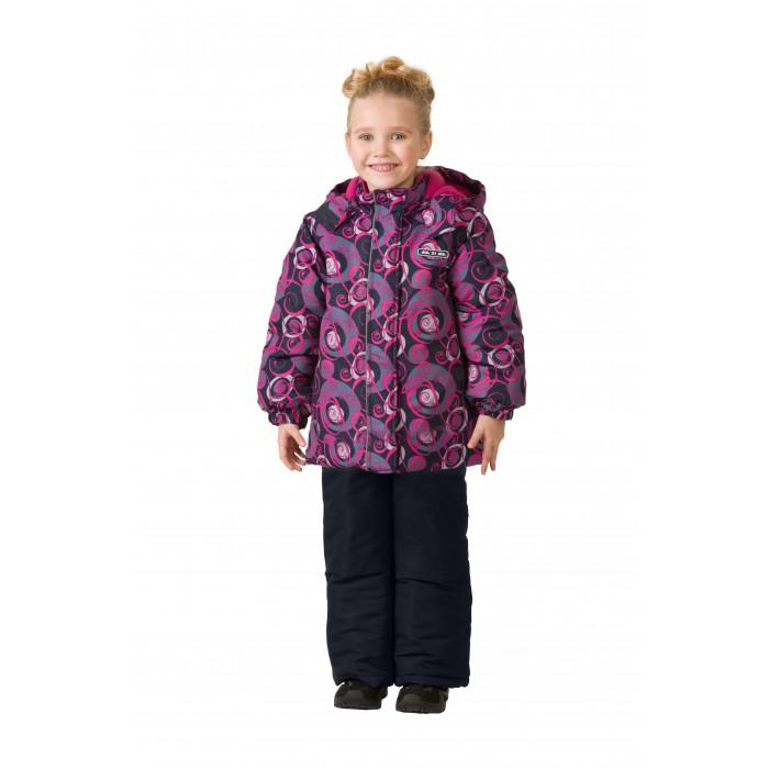 Ma-Zi-Ma Комплект зимний (куртка и брюки) Звездные вихри