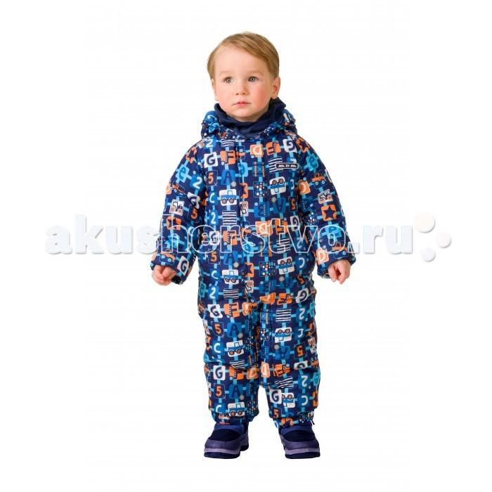 Ma-Zi-Ma Зимний комбинезон для малышей ЛуноходЗимний комбинезон для малышей ЛуноходMa-Zi-Ma Зимний комбинезон для малышей Луноход изготовлен из современного высокотехнологичного материала – Taslan.   Особенности: Taslan – ткань с водоотталкивающей пропиткой: прекрасно защищает от ветра, быстро сохнет и обеспечивает отличный воздухообмен. Высокая износостойкость  Эксклюзивные детали конструкции (ветрозащитные планки, съёмный капюшон на молнии с доп. утяжкой, эластичные манжеты на рукавах)  позволяют ребенку комфортно находиться на улице в любое время, не ограничивая активности.  Mazima – качественная и доступная детская одежда, разработанная при участии канадских дизайнеров и технологов.  Материалы:  Ткань верха: Taslan с водонепроницаемой пропиткой W/P  (аналогично свойствам мембраны 1000 мм/ 1000 г/м &#178;/24h) Подклад: Taffeta, Polar fleece Утеплитель: 100% полиэстер 280 г/м&#178;  Съёмный капюшон на кнопках с доп. утяжкой; Утяжка капюшона; Внешняя ветрозащитная планка на липучках; Внутренняя ветрозащитная планка; Удлинённая молния для лёгкого одевания,  Эластичные манжеты на рукавах и брючинах; Светоотражающие элементы (шнур); Съемные варежки и пинетки в размерах 6 мес -12 мес,  Съемные силиконовые штрипки с 18 мес;  Эластичная резинка по талии на спинке ; Декоративный резиновый лейбл с логотипом; Два кармана;<br>
