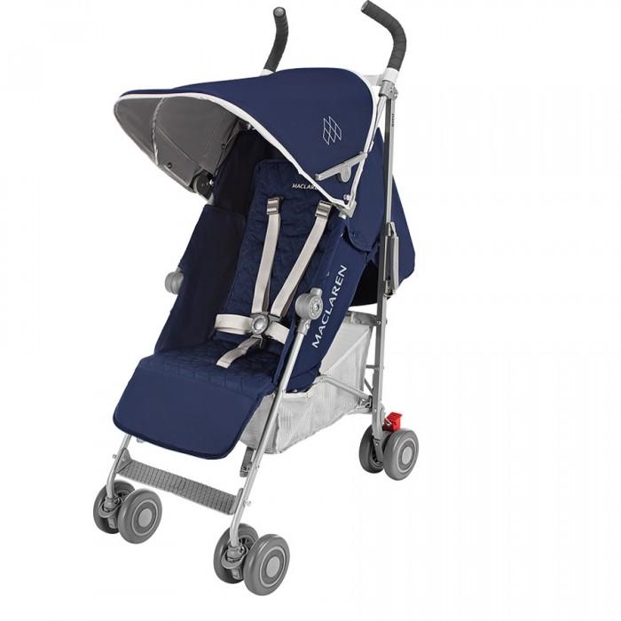 Коляска-трость Maclaren Quest SportQuest SportКоляска-трость Maclaren Quest Sport с высоким уровнем комфорта в спортивном стиле. Новшество моделиQuest - переведена из возрастного разряда от 3 месяцев - в разряд от рождения. Регулировка спинки имеет все те же 4 положения, но спинка теперь раскладывается в горизонтальное положение.  Удобная и функциональная коляска на каждый день, идеальная для поездок в отпуск и для использования в транспорте.  Особенности: Сетчатый защитный барьер Infant system в комплекте  Регулировка спинки одной рукой  Новый дизайн хабкэп (крышки, закрывающей центральную часть колеса) Обновленный дизайн ручек  Возрастная группа: с рождения  4 позиции регулирования спинки для сидения, сна и кормления  Ручка для переноски, расположенная в центре тяжести коляски, а также ремень для переноски коляски на плече  Регулируемая подножка удлиняет спальное место, позволяя малышу удобно спать, вытянув ножки  Вращающиеся на 360° (плавающие) передние колеса с системой блокировки  Амортизация на всех 4 колесах  Объёмный капюшон с окошком с UV-фильтром и специальным солнцезащитным отгибаемым козырьком задерживает 98% UVA и UVB -лучей  Капюшон трансформируется в защитный тент благодаря дополнительной секции на молнии  Люминесцентные светоотражающие детали на сиденье и капюшоне для безопасного использования в ночное время и в сумерках  5-точечные ремни безопасности с усовершенствованной застежкой, регулируемые по высоте  Коляска легко складывается одной рукой за 5 секунд и имеет ручку для переноски в сложенном виде  Мягкое сиденье с набивкой. Размеры и вес: Высота ручек: 104,6 см  Размеры в сложенном виде: 104 х 28 см  Вес коляски (без капюшона и корзинки для покупок):6.1 кг. Комплектация:коляска с капюшоном, дождевик, корзинка для покупок. Муфта для ног, созданная специально для коляски Maclaren Quest Sport, в комплект не входит и заказывается отдельно.<br>
