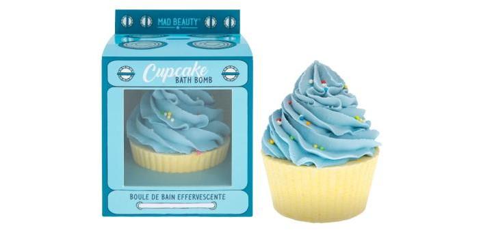 Косметика для мамы MAD Beauty Физзер для ванны Капкейк недорого