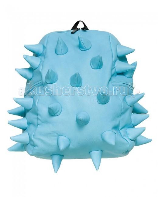 MadPax Рюкзак Rex HalfРюкзак Rex HalfРюкзак Rex Half MadPax  Легкий и вместительный рюкзак с одним основным отделением с застежкой на молнии. В основное отделение с легкостью входит ноутбук размером диагонали 13 дюймов, iPad и формат А4.   Незаменимый аксессуар как для активного городского жителя, так и для школьников и студентов.   Широкие лямки можно регулировать для наиболее удобной посадки, а мягкая ортопедическая спинка делает ношение наиболее удобным и комфортным.  Материал - 100% полиуретан  Размер - 36х30х15 см  Появление этой аксессуарной марки взорвало мир моды! Рюкзаки от MadPax поистине созданы для ярких неординарных личностей. Если вы хотите, чтобы вы сами или ваш ребенок выделялись из толпы, если для вас важно подчеркнуть активную жизненную позицию, тогда этот бренд – для вас! Рюкзаки MadPax подходят как детям, так и взрослым. Коллекции MadPax – это рюкзаки с шипами, пузырями или фантазийными дорожками, напоминающими о тетрисе. Для производства этих уникальных вещей используются самые передовые полимерные материалы. Можете быть спокойны – продукция проходит тщательный контроль качества, а шипы и пузыри мягкие на ощупь.<br>