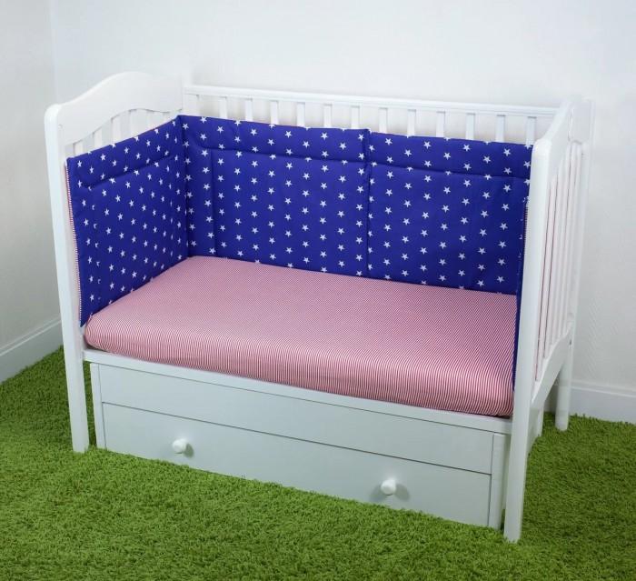 Бортики в кроватку Magic City Созвездие 35x60 см БК-ББ-01