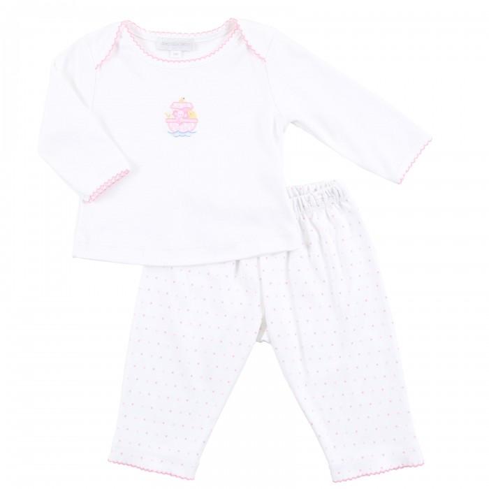Magnolia baby Комплект для девочки (топ, брючки) Noah's Friends