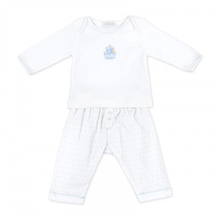 Купить Комплекты детской одежды, Magnolia baby Комплект для мальчика (топ, брючки) Noah's Friends
