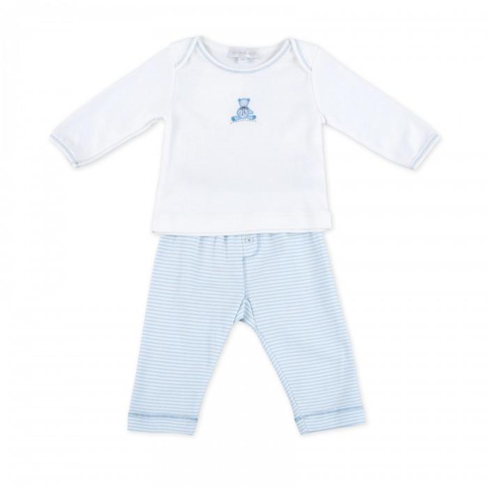 Magnolia baby Комплект для мальчика (топ, брючки) Baby's Teddy