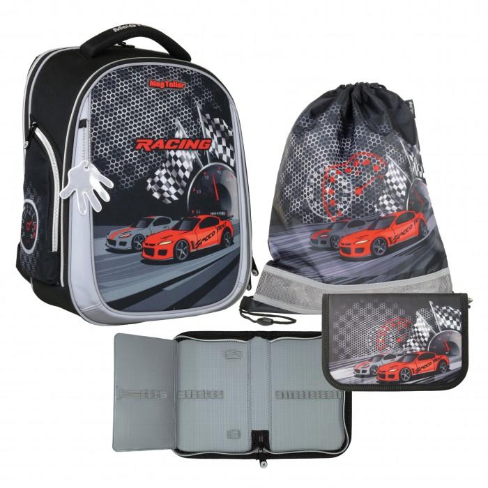Magtaller Рюкзак школьный с наполнением Unni Racing фото