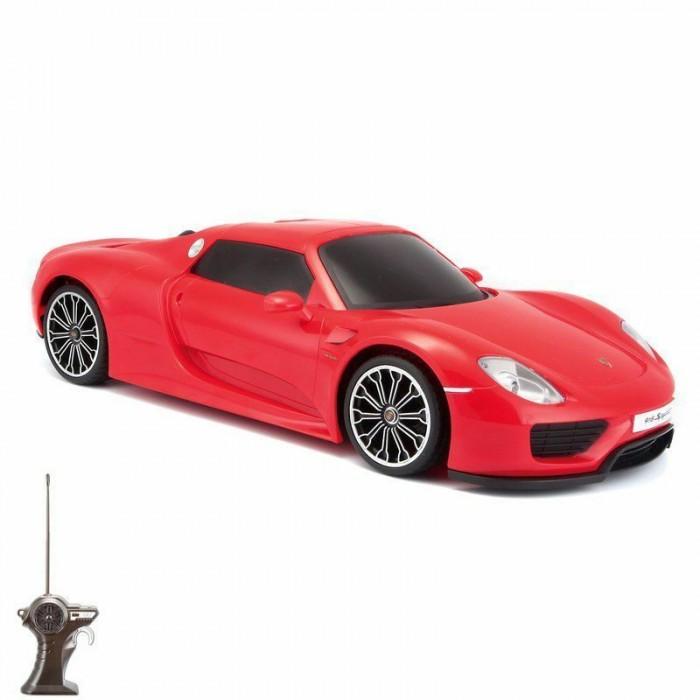 Машины Maisto Машинка Порше 918 Spyder 1:14 игрушка siku машинка порш 918 rsr 7 8 9 7 3 5см 1475