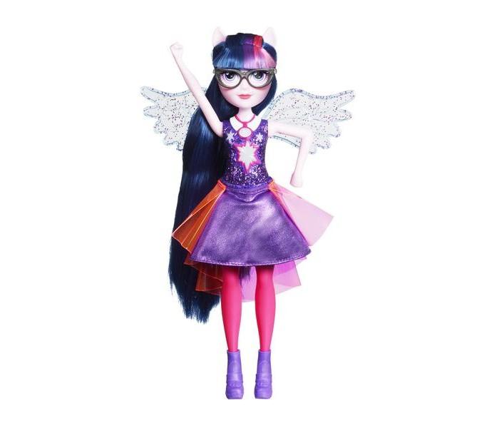 Куклы и одежда для кукол Май Литл Пони (My Little Pony) Кукла интерактивная Девочки Эквестрии цена 2017