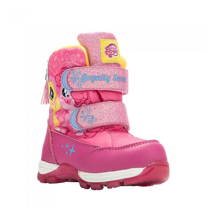 Купить Дутики и сноубутсы, Май Литл Пони (My Little Pony) Сапоги для девочки